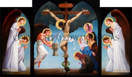 CRUCIFIXION ANGELS copyright