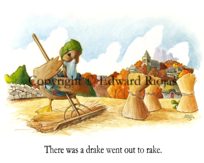 """There was a Drake"" horizontal"