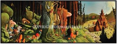 """""""Förtrollade Skogen"""""""