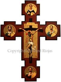 Gospel Crucifix