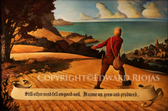 """""""The Parable of the Sower"""""""