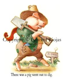 Pig V Copyright