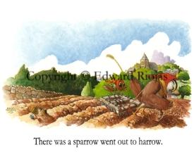 Sparrow H Copyright