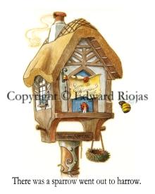 Sparrow V Copyright
