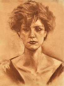 HEAD OF A WOMAN 2