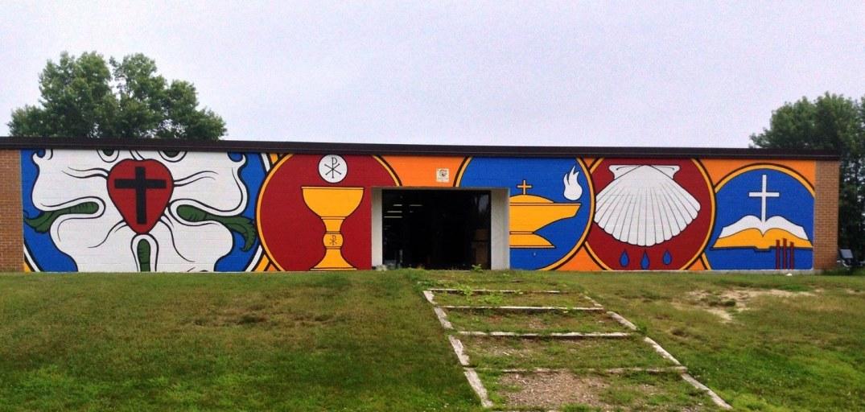 OSLS Mural